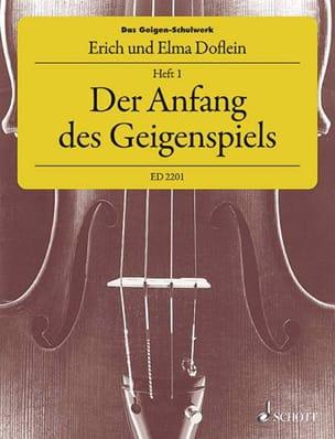 Das Geigen-Schulwerk, Heft 1 - laflutedepan.com
