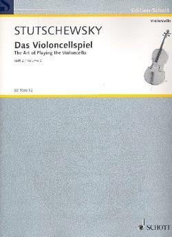 Das Violoncellspiel – Bd. 2 - Joachim Stutschewsky - laflutedepan.com