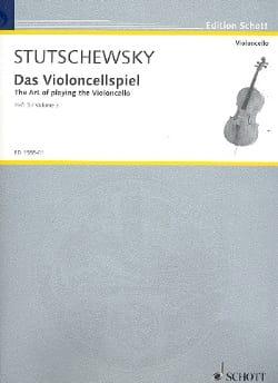 Das Violoncellspiel - Bd. 3 - Joachim Stutschewsky - laflutedepan.com