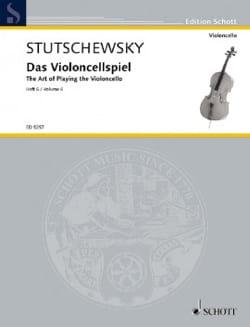 Das Violoncellspiel - Bd. 6 - Joachim Stutschewsky - laflutedepan.com