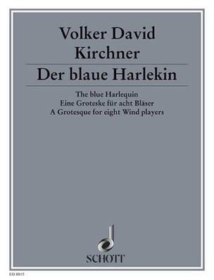 Der Blaue Harlekin 1981 - 8 Bläser - Score + Stimmen laflutedepan