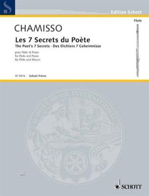 Chamisso Olivier Mayran De / Chamisso Carole De - The Seven Secrets of the Poet - Sheet Music - di-arezzo.com