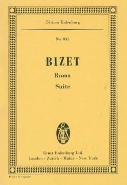 Georges Bizet - Roma - Partition - di-arezzo.fr