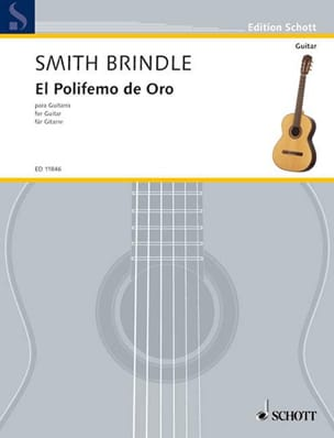 Brindle Reginald Smith - El Polifemo de Oro - Sheet Music - di-arezzo.co.uk