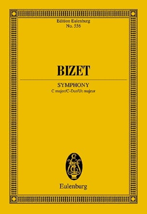 Georges Bizet - Sinfonie C-Dur (Do M.) - Conducteur - Partition - di-arezzo.fr
