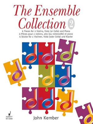 John Kember - Ensemble Collection 2 – String piano quartet - Partition - di-arezzo.fr