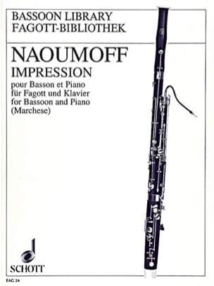 Emile Naoumoff - Impression - Sheet Music - di-arezzo.com
