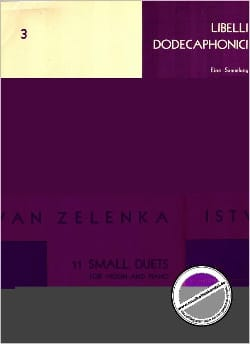 Istvan Zelenka - 11 kleine Duette - Sheet Music - di-arezzo.com