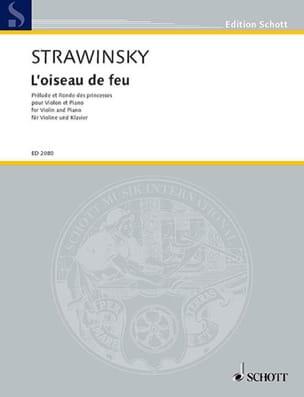 Igor Stravinsky - Prelude and Princess Round - Sheet Music - di-arezzo.com