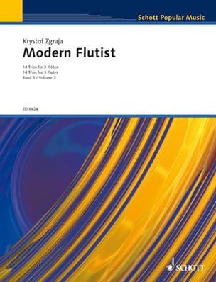 Modern Flutist - Bd. 3 - 3 Flöten - laflutedepan.com