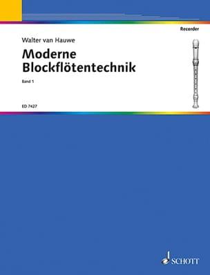 Moderne Blockflötentechnik - Bd 1 - laflutedepan.com