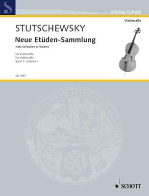 Joachim Stutschewsky - Neue Etüden-Sammlung - Bd. 1 - Sheet Music - di-arezzo.co.uk
