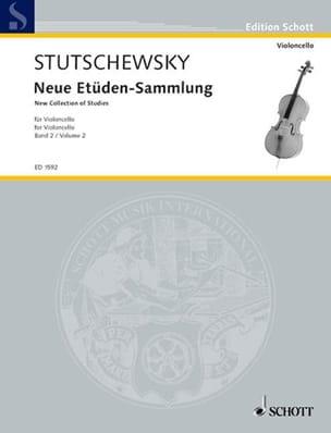 Joachim Stutschewsky - Neue Etüden-Sammlung - Bd. 2 - Sheet Music - di-arezzo.co.uk