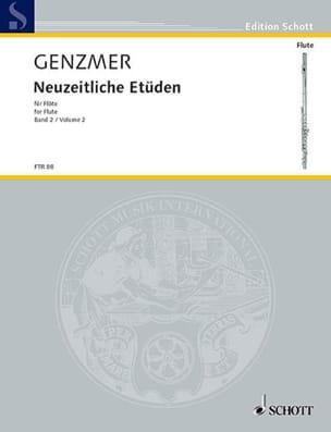 Neuzeitliche Etüden f. Flöte - Bd. 2 - laflutedepan.com