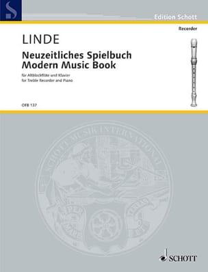 Neuzeitliches Spielbuch –Altblockflöte Klavier - laflutedepan.com