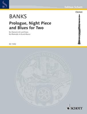 Prologue, Night Pieces And Blues For Two - laflutedepan.com