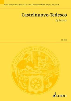 Quintette op. 143 -Partitur - laflutedepan.com
