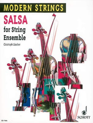 Christoph Lüscher - Salsa for String Ensemble - Sheet Music - di-arezzo.co.uk