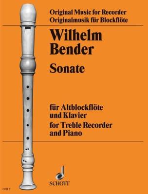 Sonate für Altblockflöte und Klavier - laflutedepan.com