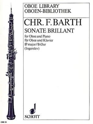 Sonate Brillant B-Dur – Oboe Klavier - laflutedepan.com