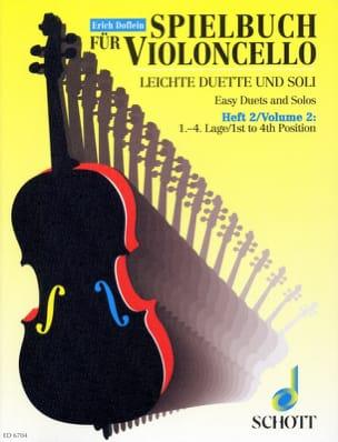 Spielbuch für Violoncello, Bd 2 - Erich Doflein - laflutedepan.com
