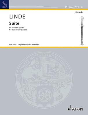 Suite - Hans-Martin Linde - Partition - laflutedepan.com