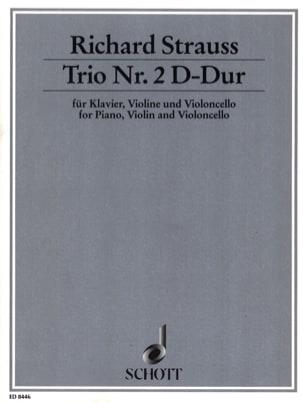 Trio Nr. 2 D-Dur –Klavier Violine Cello - laflutedepan.com