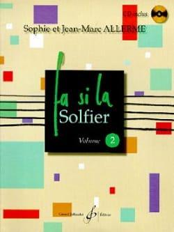 Jean-Marc Allerme - Fa Si la Solfier Volume 2 - Partition - di-arezzo.fr