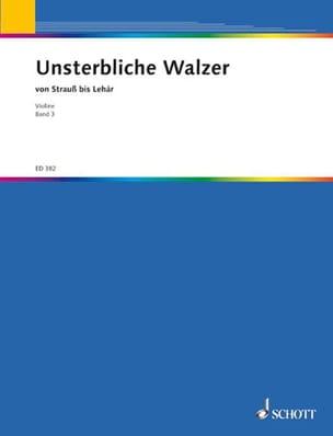 - Unsterbliche Walzer Bd 3 - Sheet Music - di-arezzo.com