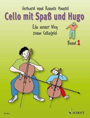 Cello mit Spass und Hugo - Bd 1 - laflutedepan.com