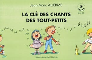 Jean-Marc Allerme - The Song of Songs of Toddlers Vol.2 - Sheet Music - di-arezzo.co.uk