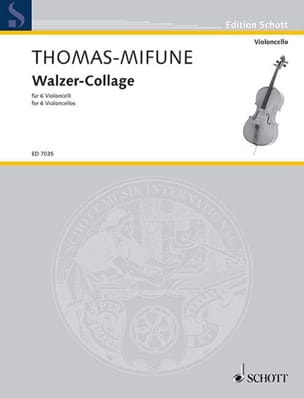 Walzer-Collage - Werner Thomas-Mifune - Partition - laflutedepan.com