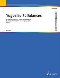 - Yugoslav Folkdances - Sheet Music - di-arezzo.com