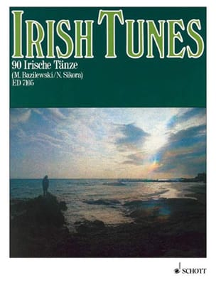 Bazilewski Margit / Sikora Norbert - Irish Tunes - Sheet Music - di-arezzo.co.uk