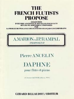 Pierre Ancelin - Daphne - Sheet Music - di-arezzo.co.uk