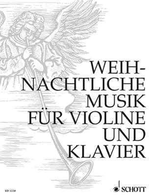 Weihnachtliche Musik - Curt Böhme - Partition - laflutedepan.com