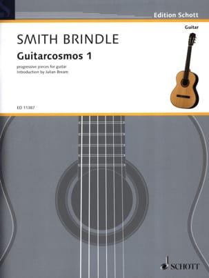 Guitarcosmos - Bd. 1 Brindle Reginald Smith Partition laflutedepan