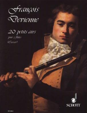 20 Petits airs – 2 Flûtes - François Devienne - laflutedepan.com