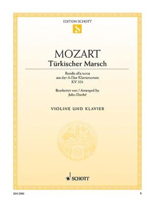 MOZART - Türkischer Marsch - Sheet Music - di-arezzo.co.uk