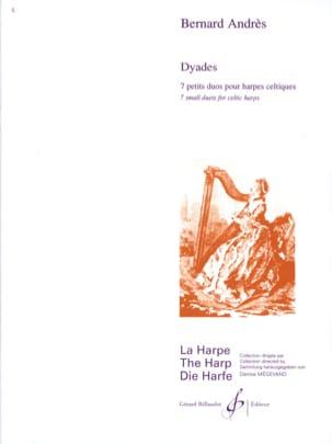 Dyades - Bernard Andrès - Partition - Duos - laflutedepan.com