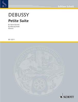 DEBUSSY - Small suite - Bläserquintett - Sheet Music - di-arezzo.co.uk