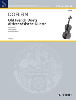 - Altfranzösische Duette, Bd 3 - Sheet Music - di-arezzo.com