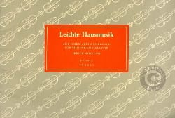 Erich Doflein - Leichte Hausmusik - Partition - di-arezzo.fr