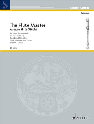 - The Flute Master - Partition - di-arezzo.fr