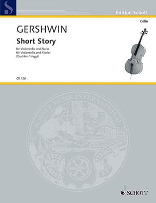 George Gershwin - Short Story - Partition - di-arezzo.fr