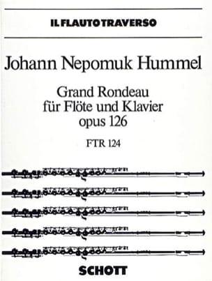 Grand rondeau op. 126 – Flöte Klavier - laflutedepan.com
