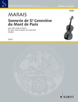 La sonnerie de Sainte Geneviève-du-Mont de Paris laflutedepan
