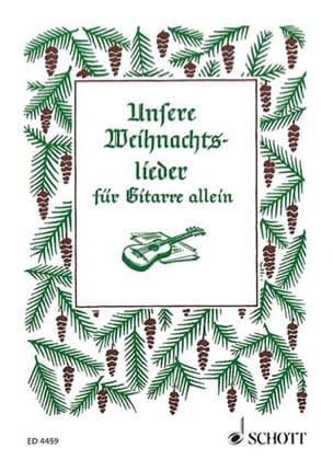 - Unsere Weihnachtslieder - Sheet Music - di-arezzo.com