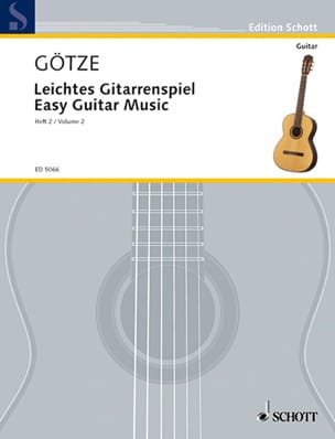 Leichtes Gitarrenspiel Bd 2 - Partition - laflutedepan.com