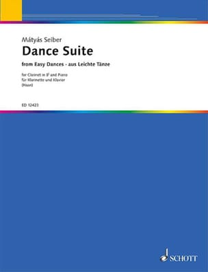 Mátyás Seiber - Dance Suite - Sheet Music - di-arezzo.co.uk